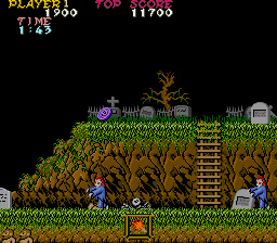Ghost's & Goblins Mame