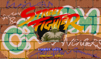 Street Fighter Mame
